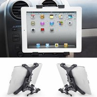 Wholesale Universal Car Air Vent Mount Cradle Holder Stand For iPad Tablet GPS Newest
