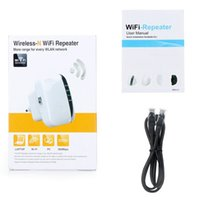 Wholesale 300mbps wireless n wifi repeater wr03 more range for every wlan network for cellphone laptop destop high speed