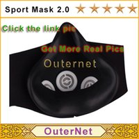fitness equipment - Hot Mask S M L Size M Boxing High Altitude Men Fitness Supplies Sport Mask Outdoor Fitness Equipment Outernet