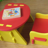 plastic tables and chairs - Baby chair Children s dining chair set Kids game tables and chairs set Children Furniture Sets