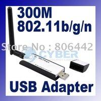 Wholesale 300M b g n Wireless LAN WiFi Adapter