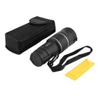 Wholesale Delicate X Dual Focus Dual Green Film Powered Big Eyepiece Monocular Telescope Outdoor Travel Hot Selling