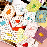 assorted christmas cards - 72 Assorted Cartoon Greeting card with mini envelopes Baby Shower Birthday Christmas TL