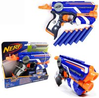 Wholesale Nerf Firestrike Targeting Elite Dart Series Nerf Gun Toy Gun Without laser function and sound
