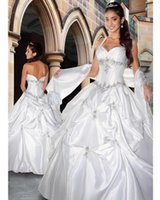 balls stockings buy - 2015 In Stock Free Accessories Buy one got five White Halter Beaded Ruffle Taffeta Wedding Dresses