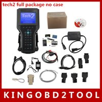 automotive used cars - Latest version gm tech2 super function used widely car diagnostic scanner tech2 For GM SAAB OPEL SUZUKI ISUZU Holden full package