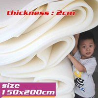 Wholesale Foam Rubber Slab High Density Foam Upholstery Foam Cushion cm thick size quot x58 quot cm X cm