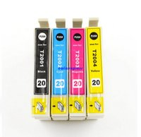Wholesale New Compatible Ink Cartridge T2001 T2002 T2003 T2004 for Epson XP WF Printer