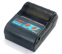 Wholesale MPT II mobile printer mini Printer mobile thermal printer Bluetooth printer Serila USB Bluetooth interface all in one