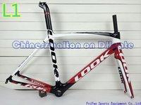 carbon fiber road bike bicycle frame - Carbon road bike frame look carbon bicycle frame full carbon fiber frame look cycling frame look carbon stem by EMS
