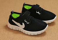 Wholesale 2 to years old fashion kids sneakers good quality children s shoes boys and girls casual sports shoes running shoes
