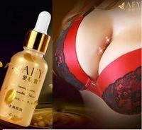 Wholesale 20pcs ml AFY Breast Cream Bust up Breast Enlargement Oils Essential Oils Beauty Butt Enhance Cream