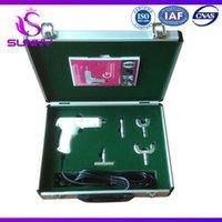 activator adjuster - New Professional original Heads chiropractic adjusting instrument Impulse adjuster Electric Correction Gun Activator Massager