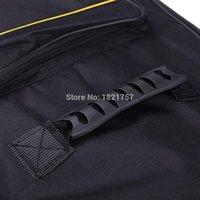 Wholesale Fashion Electric Guitar Case Black Waterproof Gig Guitar Bag Shoulder Straps Pocket mm Cotton Padded