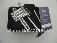 best monel - Best US Bach Bb piccolo trumpet trumpet three tone trumpet monel piston