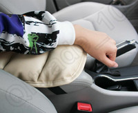 Wholesale 60PCS HHA453 Car Auto Armrests Cover Vehicle Center Console Arm Rest Seat Box Pad Protective Case Soft PU Mats Cushion Universal