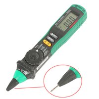 auto current - MASTECH MS8211D Digital Multimeter Pen type Logic Level Test Auto ranging Current Measurement with Data Holding Function INS_504