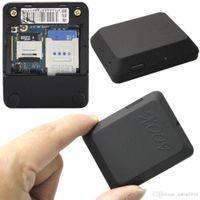 Wholesale new Latest X009 Camera Monitor Video Recorder SOS GPS DV GSM camera MHz camera A2