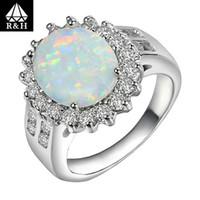 Cheap opal ring Best wedding jewelry