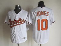 Wholesale Customized Baltimore Orioles baseball jerseys Jones Machado top quality