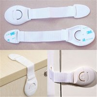 Wholesale High Quality x Cabinet Door Drawer Refrigerator Safety Plastic Lock For Child Kid ABS Hot