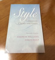 Wholesale Style Lessons in Clarity and Grace th Edition DHL