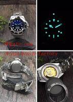 eta swiss movement - Luxury Top Quality mm D Blue Black Dial Sea Dweller Swiss ETA Movement Automatic Mens Watch Man Watches