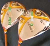 honma golf clubs - New Golf wood clubs Honma Beres S Golf fairway wood set with golf graphite shafts golf grips Golf clubs