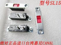 Wholesale New authentic from Taiwan CANAL toggle switch SL15 Slide the power switch v v