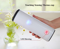 Wholesale Touching Sensing Thermal Bottle Copos Termicos Stainless Steel Vacuum Flasks Cup Auto showing Tempurature Thermos