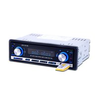 Wholesale Car Single DIN Radio V Bluetooth Stereo Radio MP3 USB SD AUX Audio Player in Dash Wx4 for Universal Smarphones