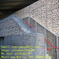 Wholesale Inner Decorative Gabion Retaining Wall m Length m Width and m Height