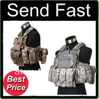 acu equipment - Fall CS combat vest outdoor equipment specter mud colored black CP ACU vest