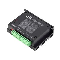 Wholesale 1pc New CNC Single Axis TB6600 A Two Phase Hybrid Stepper Motor Driver Controller manufacturer Hot Worldwide