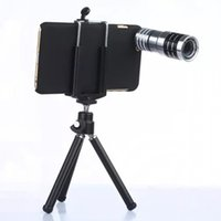 Wholesale 12X mobile telephoto lens for Samsung Galaxy S6 S5 NOTE iPhone S plus