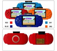 Wholesale 2015 hot sale bit inch Portable Handheld Game Console Sega Game Player with high quality at cheap price
