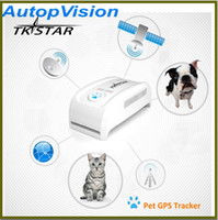 Wholesale New Arrival mini TK STAR PET GPS TRACKER for dogs cats pets no original box