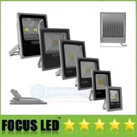 Wholesale Warranty Years W W W W W Led Floodlights Waterproof IP65 LED Outdoor Garden Landscape Flood Lights Warm Cold White AC V