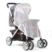 Wholesale Cute Baby Stroller Pushchair Mosquito Insect Net Safe Infants Protection Mesh RB