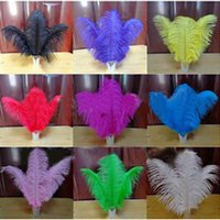 Wholesale High quality ostrich feather cm inches U PICK COL Wedding centerpiece decor OR