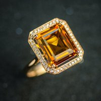Cheap Citrine Ring Best Engagement ring