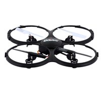Wholesale New U818A drone helicopter quadcopter GHz CH Axis Gyro RC Quadcopter Drone UFO with Camera RTF Mode