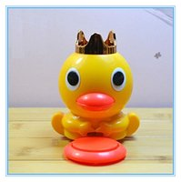air blowing machine - Nail Tools Lovely Small Finger Dryer Mini Yellow Duck Blowing Nail Polish Drying Machine Nail Art Dryer Cute Duck Nail Dryer