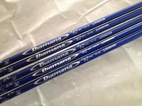 Wholesale golf shafts New MITSUBISHI rayon Diamana x5ct graphite shaft flex R S golf clubs driver woods shafts