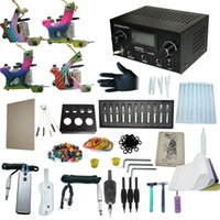 Cheap Belly tattoosupplies Best brand new stainless steel tattoo piercing kit sets