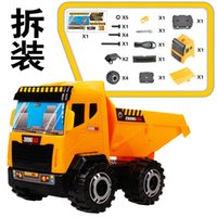 airplane loads - Hongxing children s educational toys carrier truck loading and unloading equipment