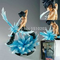 anime toys - Japanese Anime Toys Fairy Tail PVC Action Figure Gray Fullbuster Collectible Model Toy