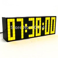 antique kitchen table - Big Number Large Jumbo Retail Multi Functional Countdown Time LED Alarm Table Kitchen Clock