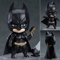 Wholesale Q version clay PVC BATMAN The dark knight The rise Hand to do Action Figures d2