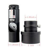 Wholesale 7 Bright Level VITE Next Generation Laser Collimator Adaptor For Newtonian Reflector Telescopes F9101A